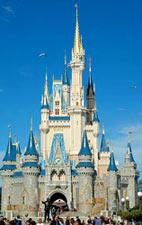 Walt Disney World's Magic Kingdom!